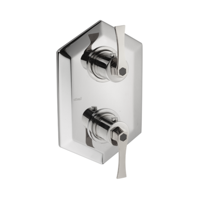 Cisal Cherie Sichtteile Unterputz Brause-Thermostatmischer