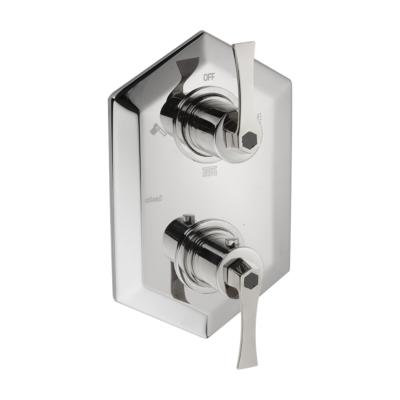 Cisal Cherie Sichtteil 3 Wege Unterputz-Brause-Thermostatmischer