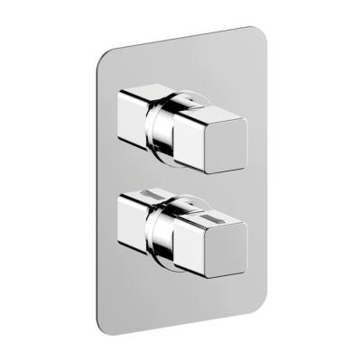Cisal Cubic Fertigteilset One Box Thermostat