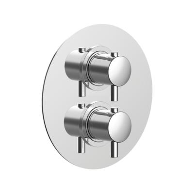 Cisal Nuova Less Sichtteile Unterputz Brause-Thermostatmischer