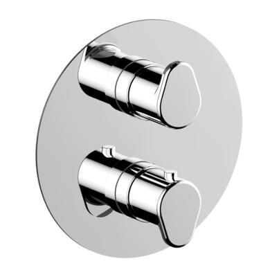 Cisal Lineaviva Fertigteilset One Box Thermostat
