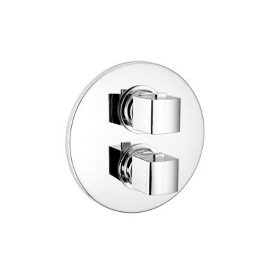 Cisal Roadster Sichtteile Unterputz Brause-Thermostatmischer