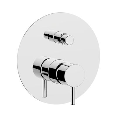 Cisal Slim Sichtteil Unterputz Wanne/Brause-Einhandmischer