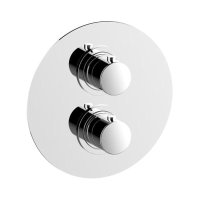 Cisal Slim Sichtteil 2 Wege Unterputz-Brause-Thermostatmischer