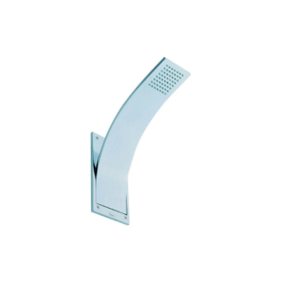 Cisal Shower Brausearm mit integrierter Kopfbrause
