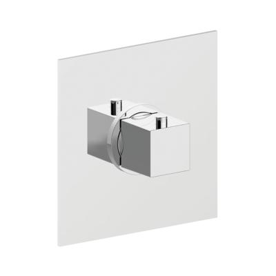 Cisal Wave Sichtteil Unterputz Brause-Thermostatmischer
